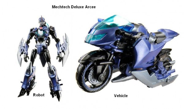 Transformers 3 Toys